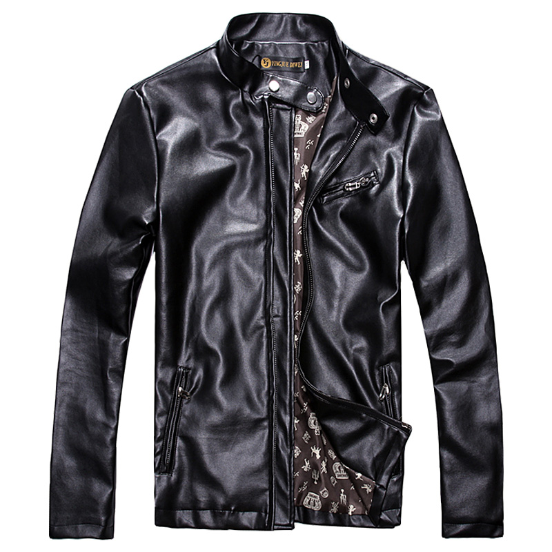 2016 Newest Black Very Good  Leather Cool Warm Men...