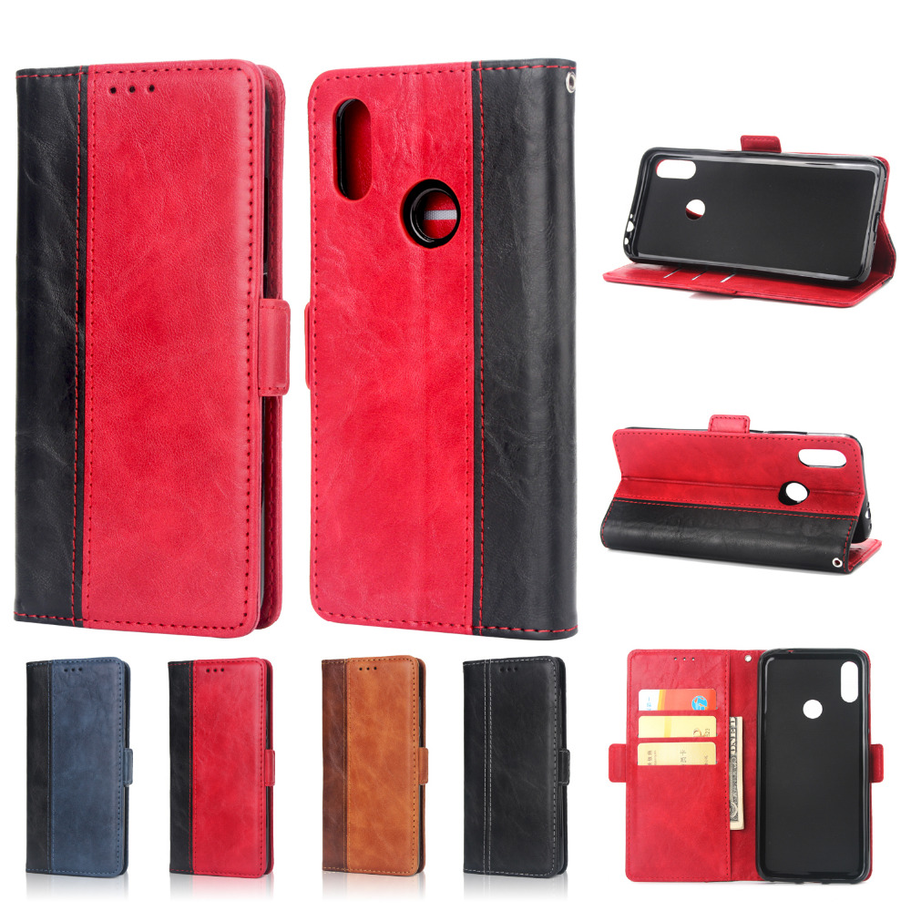 M10 M30 A30 A50 wallet cases for Samsung galaxy M10 M20 M30 A30 A50 phone case card slots luxury flip covers PU leather cover