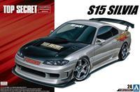 1/24 Assembled Car Model Nissan S15 Silvia ` 99 05355