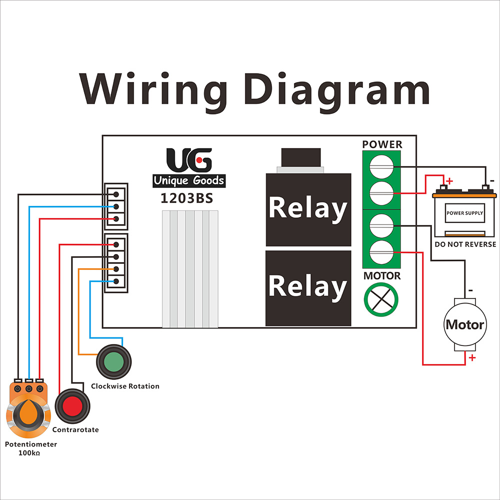 Drum Switch Wiring Diagram Reversible For Motor
