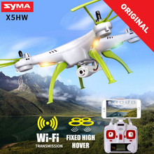 SYMA X5HW (W/ wifi real time) X5HC (no wifi real time) 6Axis 4CH RC Quadcopter Drone HD Camera 360 Roll Helicopter High Hover #
