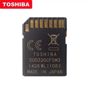 Image 4 - 100% Originale Toshiba exceria pro N401 SD flash card scheda di memoria SD UHS I U3 32GB 64GB 128GB class10 4K Ultra HD SDHC SDXC