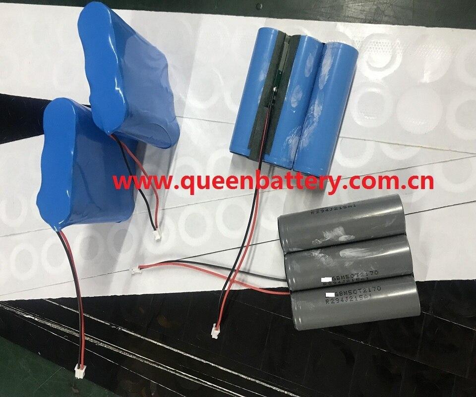21700 M50 M50t 1s3p Ricaricabile Dispositivo Medico Di Emergenza Backup Battery Pack 3.7 V 15ah Con Pcm 2a-5a Con Ph2.0-2p Connettore