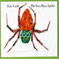 Frete Grátis famoso inglês livro de imagens para crianças Eric Carle The Very Ocupado Aranha