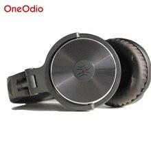 Oneodio Professional Studio Headphones DJ Stereo Professional DJ Headphones Studio Monitor Gaming Headset for Phone PC PS4 Xbox