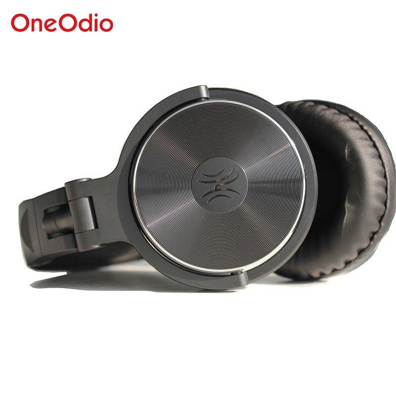 Oneodio Profissional Fones de ouvido de Estúdio DJ Fones De Ouvido Estéreo DJ Profissional Monitor de Estúdio Gaming Headset Fone de Ouvido para o Telefone PC PS4 Xbox
