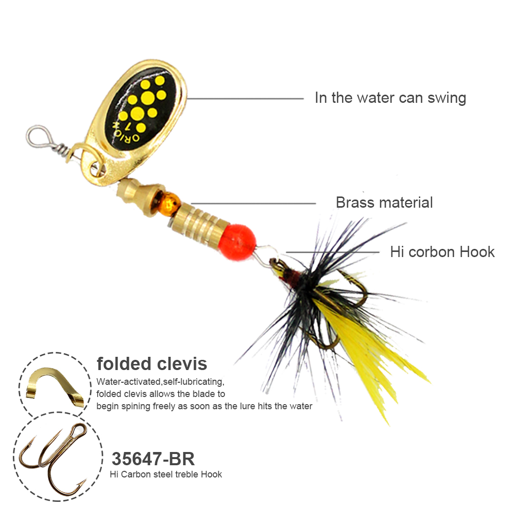 1PC 1#-4# Spinner Hard Mepps Lure pesca Multi artificial bait Spoon Lures Fishing Lure With Treble Hooks Anzuelos 1pcs mepps spoon lure size 3 4 5 fishing treble hooks many colors fishing lures spoon tackle peche spinner biat