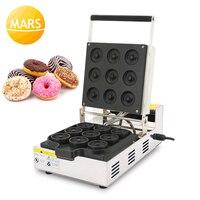MARS Kommerziellen Donut Maker Elektrische 110V 220V Donuts Maschine Snack  Der Maschine