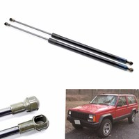 2pcs Auto Tailgate Hatch Boot Lift Supports Shock Gas Struts for Jeep Cherokee Sport Utility 1984 1994 607mm Damper