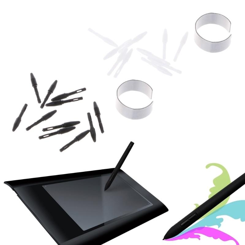 10 Pcs Replacement Pen Nibs Pen Tips Just for Huion Digital Graphics Tablet10 Pcs Replacement Pen Nibs Pen Tips Just for Huion Digital Graphics Tablet