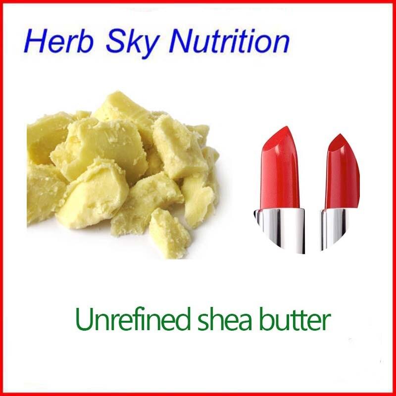 100% Natural Pure Unrefined Organic Raw Shea Butter For Cosmetics Use And Lipstick Makin ...