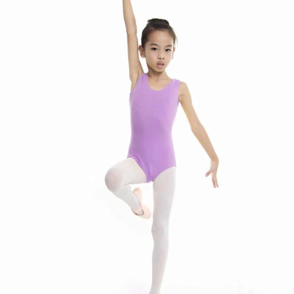 bbc67f51f Kids Dance Gymnastics Leotard Skirt Solid Dance Dress Tutu Dress Stretch Bodysuit  Girls Top Tshirt Tracksuit