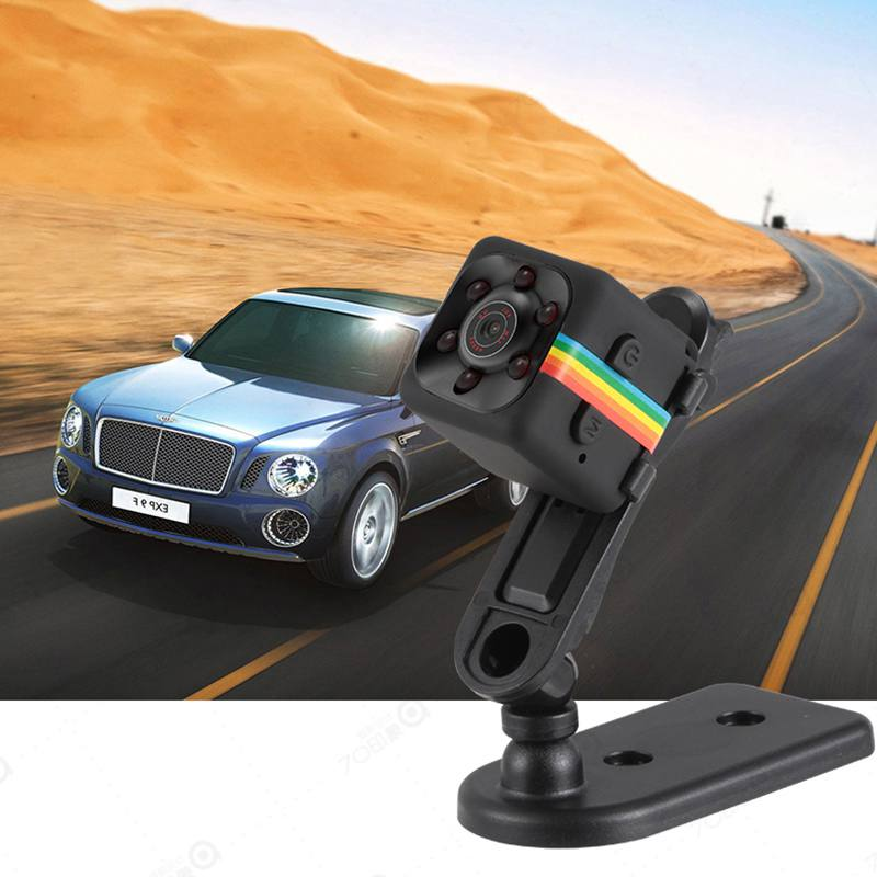 Original SQ11 Mini Camera 640*480 DV Micro Sport Camera Car DVR