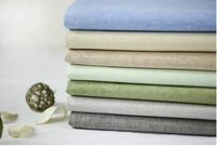 Free Ship Cotton Linen Waterproof Canvas Fabric 7 Colors For Choice Sold By Yard 55