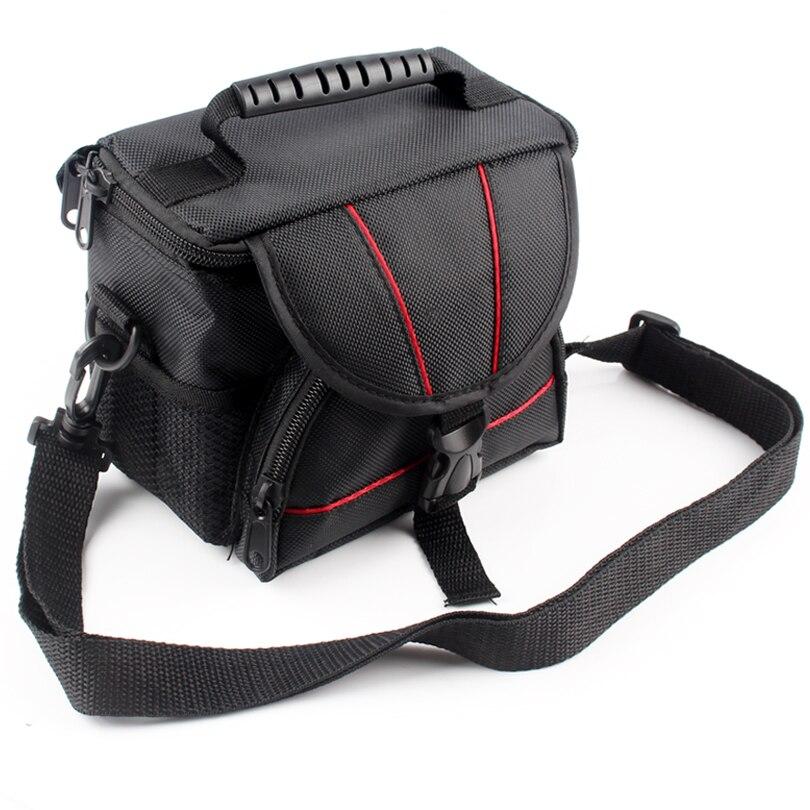 Cámara caso bolsa de hombro para Fujifilm X-T100 X-T20 X-T10 X-E3 X-T2 X-T1 X-A5 X-A1 X-M1 XT20 XT10 XE3 XT2 XT1 XA10 XA3 XE2s XE2
