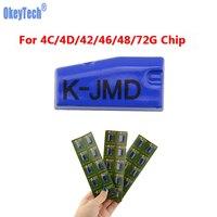 OkeyTech 5/10/15PCS Original JMD King Chip For Handy Baby Key Copier JMD Chip for CBAY Clone 46/4C/4D/G Chip Best Price