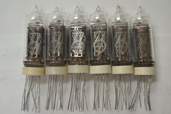 Новый Советский Союз свечение трубки в-14/используется для изготовления Glow часы.