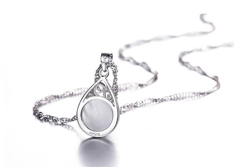 sliver necklace