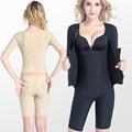 2017 New M- 4XL Firm Women Body Shaper Waist Trainer Bodysuit Slimming Underwear Shapewear Corsets Tummy Control Easy to WC