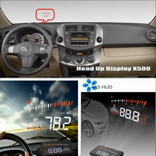 Liislee For TOYOTA Vanguard RAV4 RAV-4 RAV 4 - Safe Driving Screen Car HUD Head Up Display Projector Refkecting Windshield распорка kf3 kx f3 rav 4 rav4