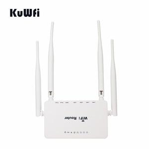 Image 3 - 300Mbps גבוהה כוח אלחוטי נתב openWRT מראש חזק wifi אות אלחוטי נתב רשת ביתית עם 4*5 dbi אנטנה