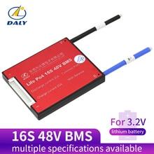 3,2 в жизни Po4 16 S 48 25A 35A 45A 60A18650 батарея PCM защиты доска BMS PCM с балансной литиевой батарея модуль