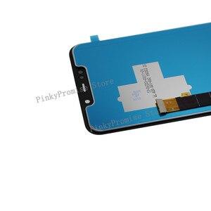 Image 4 - Für Blu vivo XL4 lcd Display + Touch Screen Digitizer Montage Ersatz 6,2 Neue Lcd Screen Für Blu vivo XL4 V0350WW Lcd