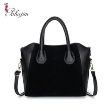 2013 Fashion bags women handbag spring nubuck leather messenger bag free shipping