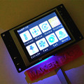 CE & RoHS Impressora 3D MKS TFT32 visor do controlador de tela de toque inteligente tela de toque 3.2 inch suporte APP/BT/edição/idioma local