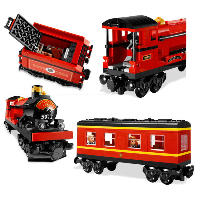 Hogwarts Express Building Bricks Toy