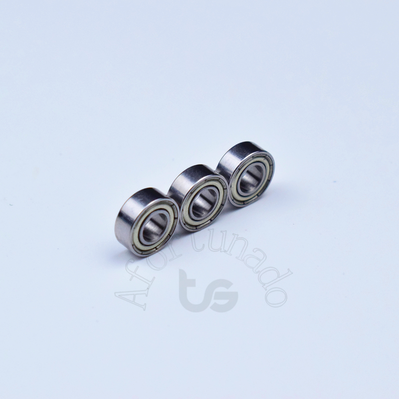 5mm*11mm*4mm CHROME STEEL 10pcs R115 Miniature Bearings ball Mini Bearing