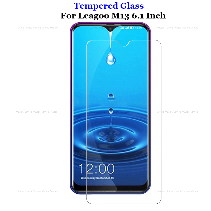 9H Tempered Glass For Leagoo M13 M11 M9 Pro T8S Power2 KIICAA POWER Screen Protector For LEAGOO M13 M11 M9 Protective Glass Film