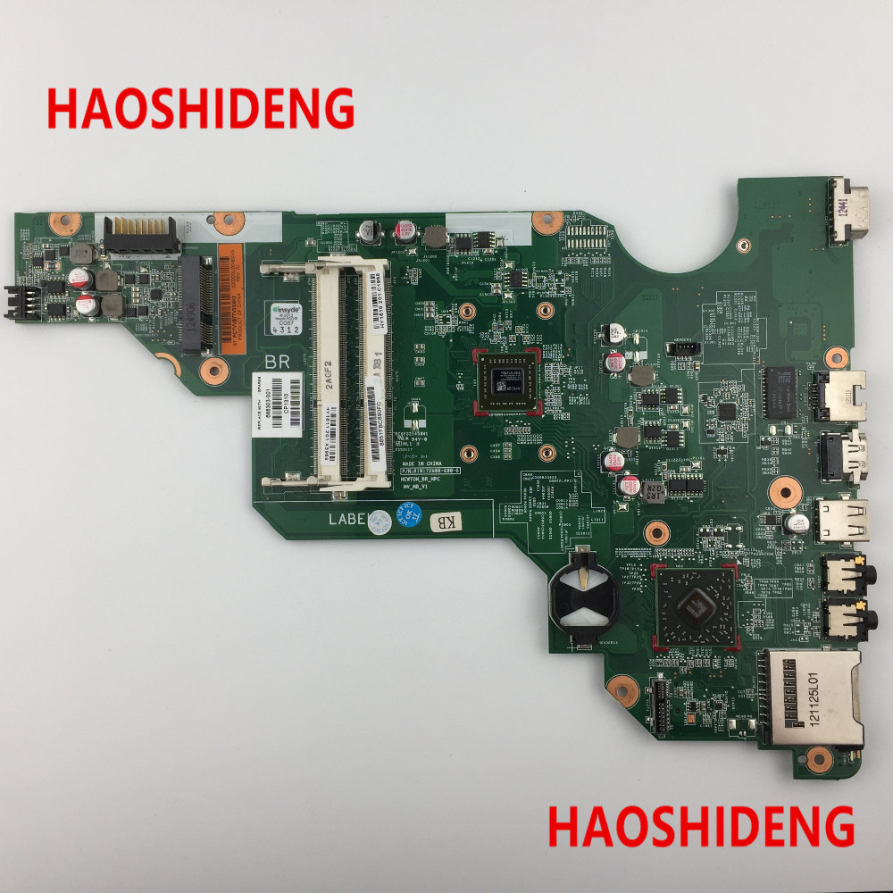 Free Shipping 688303-001 688303-501 for HP 2000 Compaq CQ58 motherboard .All functions 100% fully Tested ! 100% working 686975 501 free shipping motherboard free shipping for hp 8570p 6570b 686975 001 hm76 ddr3 model
