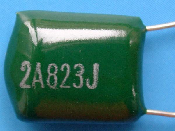 Бесплатная доставка. Полиэфирный конденсатор (CL11) 100В 1002 a823 350 юаней