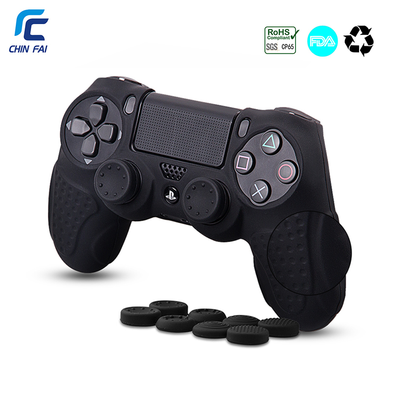 high-quality-case-for-ps4-with-8-pcs-stick-thumb-grips-anti-slip-silicone-grip-case-for-font-b-playstation-b-font-4-dualshock4-controller