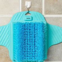 Foot scrub brush