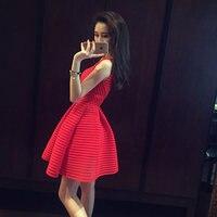 Swing Skater Dress Sleeveless