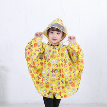 rainwear raincoat for Kids children cloaks impermeable rain poncho capa de chuva Chubasqueros