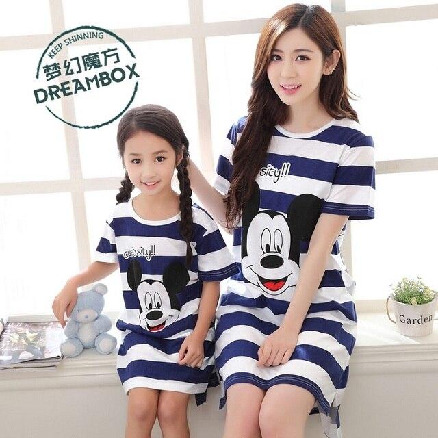 b8555aa8f890 Family Matching Pajamas Christmas Mother Daughter Pajamas Kids ...
