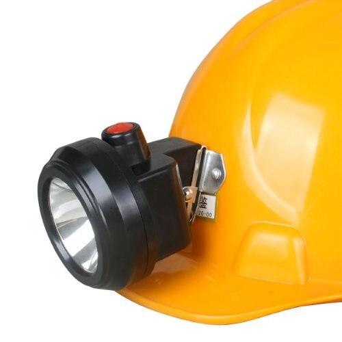 Kohree Wiederaufladbare 3,7 v 6 Leds Miner Scheinwerfer Wasserdicht Scheinwerfer für Jagd Camping Nacht Angeln Kohle Bergbau 2200 mah