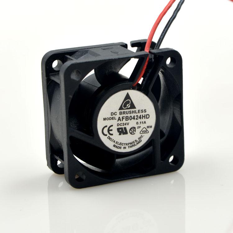 New original 4020 24v 0.11A 4cm large amount of air inverter inverter fan AFB0424HD