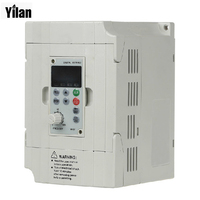 220V 0 75KW VFD CNC Spindle Motor Speed Control 750W Variable Frequency Driver Inverter 1HP Or