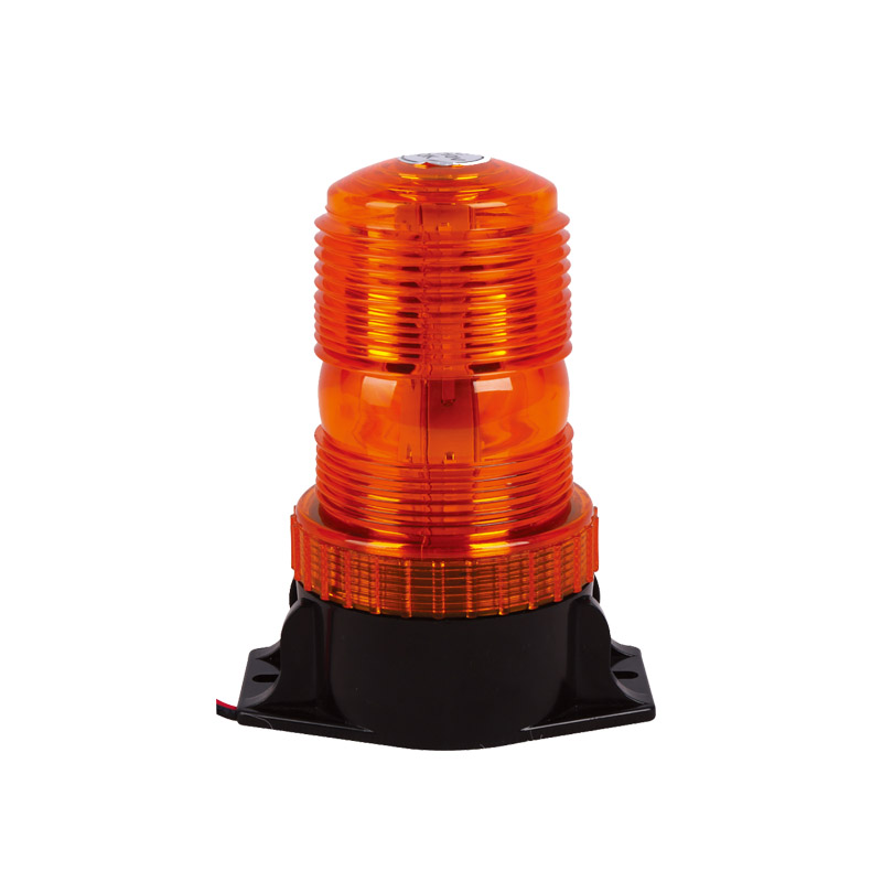 9W 10-110V Amber LED Forklift Lamp with 360 Degree Rotate for Emergency Warning Lihgt Beacon School Bus Police scraper lights