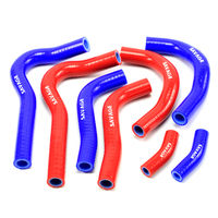 For HONDA CBR 250RR CBR250RR 2017 2018 Motorcycle Silicone Radiator Hose Kit Heater Water Pipe