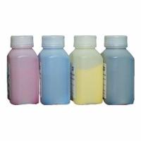 4 x100g / Bottle Refill Kit Laser Color Toner Powder Kits For OKIDATA OKI DATA C710 C711 C 710 711 C 710 C 711 Printer