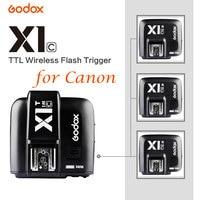 Godox X1C X1T C 2.4 G E TTL Wireless Flash Remote Trigger Transmitter for Canon 1200D 600D 700D 750D 650D 100D 550D 500D 5D2 5D3