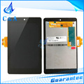 Replacement parts for Asus Google Nexus 7 1st ME370T lcd display screen with touch digitizer assembly 1 piece free shipping