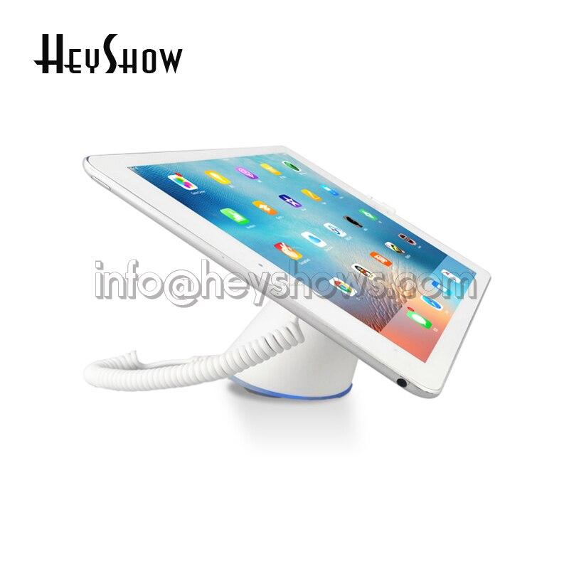10 Pcs Mobile Handy Sicherheit Stehen Tablet Display Alarm Iphone Anti-teft Klaue Ipad Lade Exbibit Lösung Für Einzelhandel Shop