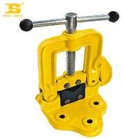 1 # Anti-tração Cachimbo Vise Articulada de Aço Com Tratamento Térmico de Aço No45 Jaw