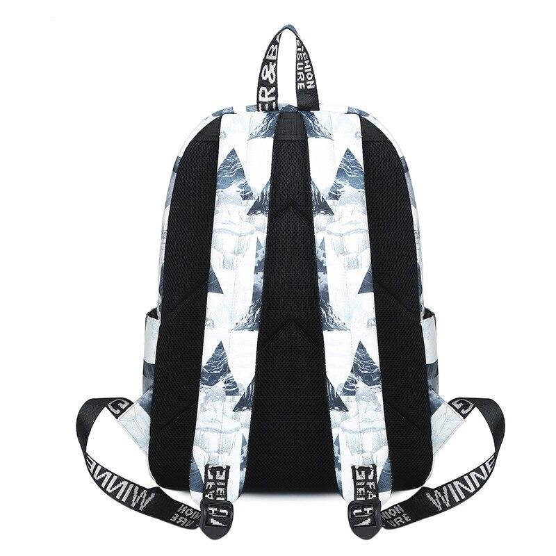 tourya casual mulheres mochila mochilas Técnica : Gravando